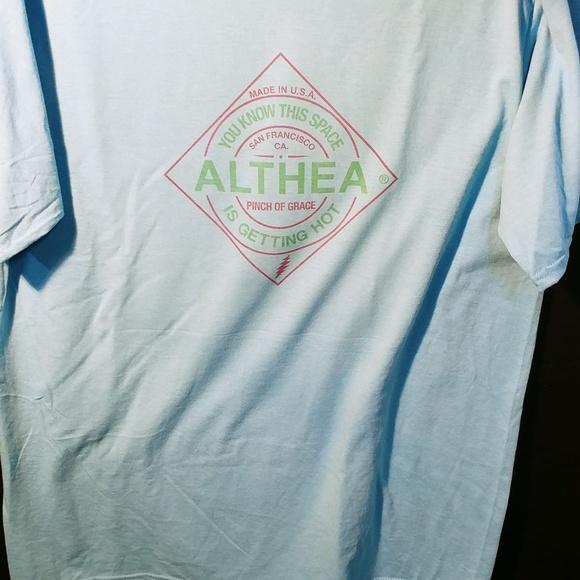 c421ef8cecd4 On The Lot Shirts | Grateful Dead Althea Fire Shakedown Tour Tshirt ...